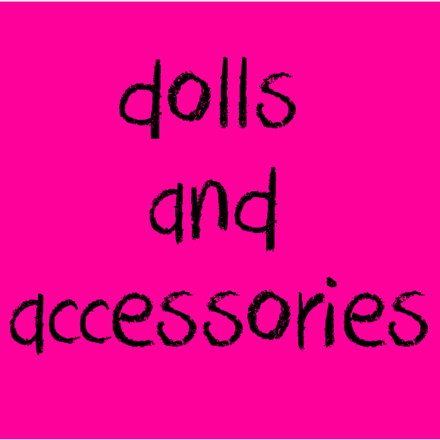 Picture for category Dolls and Accessories