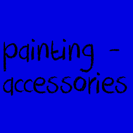 Picture for category Painting - Accessories