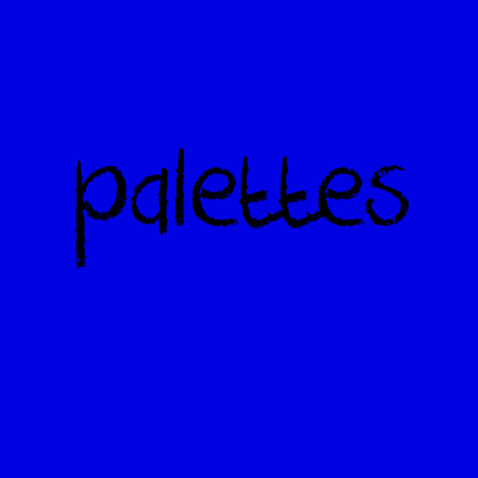 Picture for category Palettes